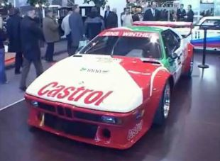 Salon : BMW M1