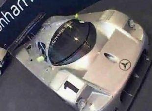 Vidéo Aston Martin Gauntlet Concept - Essai