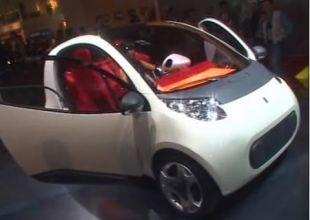 Vidéo Nissan Micra C+C - Essai