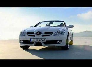 Essai : Mercedes SLK 350 2008