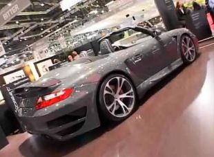 Salon : Techart GTstreet Cabriolet