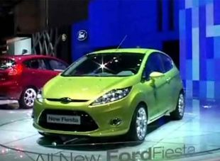 Salon : Ford Fiesta 2008