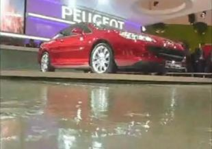 Salon : Peugeot 407 Prologue