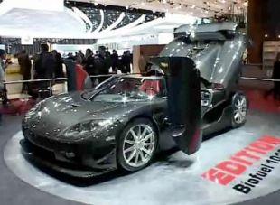 Salon : Koenigsegg CCXR Edition