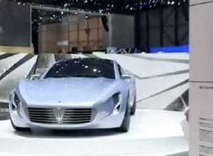 Salon : Maserati Chicane