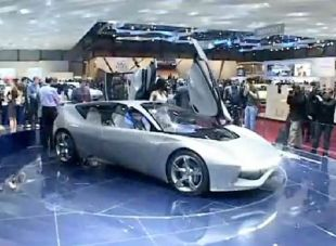 Salon : Pininfarina Sintesi