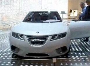 Salon : Saab 9-X BioHybrid Concept