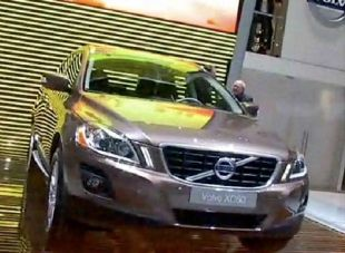 Salon : Volvo XC60