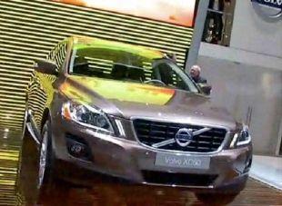 Vidéo Saab Aero X - Essai