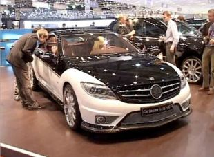 Salon : Carlsson CK65 RS Eau Rouge