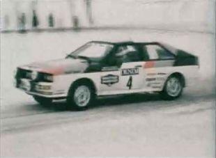 l'Audi Quattro Sport a 25 ans