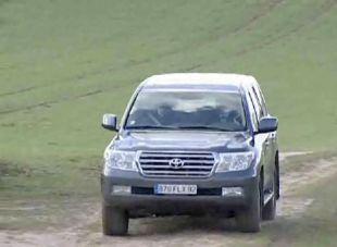 Essai : Toyota Land Cruiser SW V8