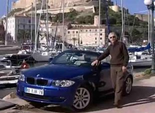 Essai : BMW Série 1 Cabriolet