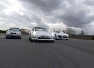 Vidéo Comparatif Nissan 370Z - Porsche Cayman - Essai