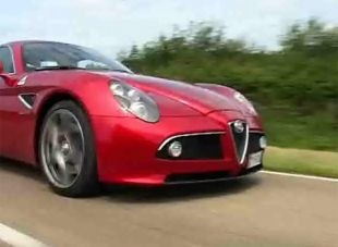 Essai : Alfa Romeo 8C Competizione