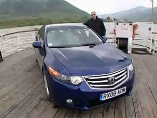 Essai : Honda Accord 2008