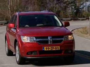 Essai : Dodge Journey 2.0 CRD