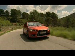 Essai : Mitsubishi Lancer Ralliart