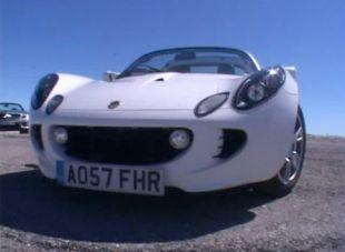 Essai : Lotus Elise SC