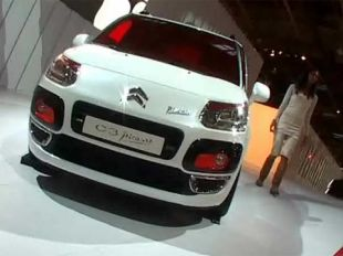 Salon : Citroën C3 Picasso