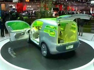 Vidéo Renault Twingo Concept - Essai