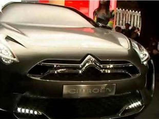 Vidéo Chevrolet Volt au Mondial de l'Automobile 2008 - Mondial automobile 2008