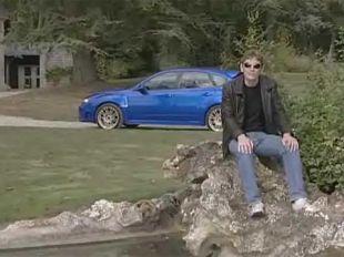 Vidéo Peugeot 1007 RC - Essai