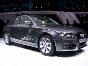 Salon : Audi A4 TDi Concept e