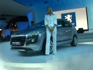 Salon : Peugeot Prologue