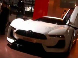 Vidéo Chevrolet Orlando - Mondial automobile 2008