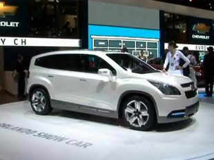 Salon : Chevrolet Orlando