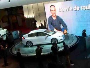 Salon : Honda Insight Hybrid
