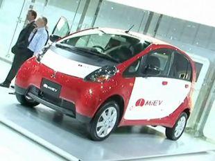 Salon : Mitsubishi i MiEV