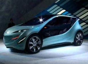 Vidéo Mazda Hakaze - Essai