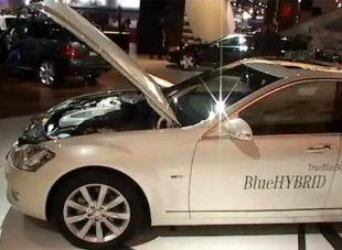Vidéo Fiat 500 Abarth esseesse - Mondial automobile 2008