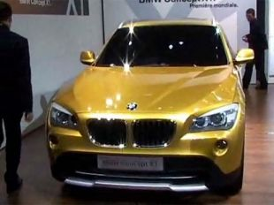 bmw x1 avis actualit annonces essai guide d 39 achat vid o photo motorlegend. Black Bedroom Furniture Sets. Home Design Ideas