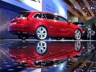 Salon : Opel Insignia