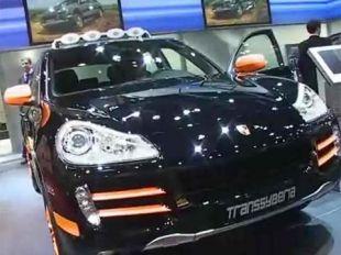 Vidéo Hyundai Genesis Coupé au Mondial automobile 2008 - Mondial automobile 2008