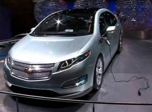 Salon : Chevrolet Volt au Mondial de l'Automobile 2008