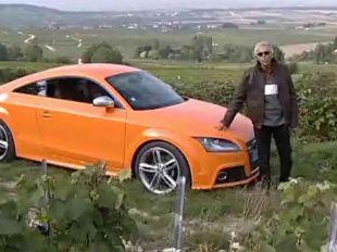 Essai : Audi TTS