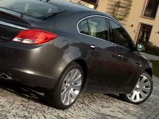 Essai : Opel Insignia 2.0 Turbo