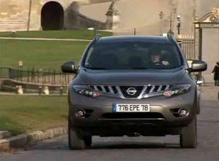 Essai : Nissan Murano 2009