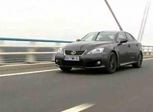 Essai : Lexus IS F