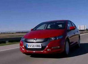 Essai : Honda Insight