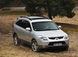 Essai : Hyundai IX55