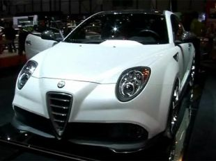 Salon : Alfa Romeo MiTo GTA