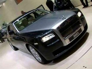 Salon : Rolls-Royce 200EX