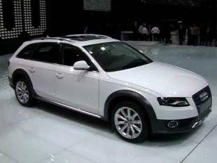 Salon : Audi A4 Allroad