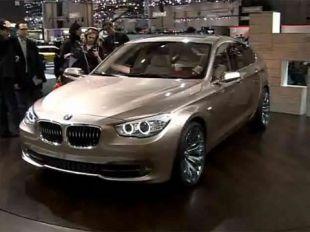 Salon : BMW Série 5 Gran Turismo