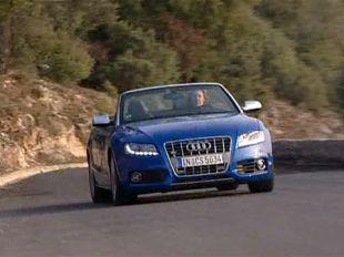 Essai : Audi S5 cabriolet